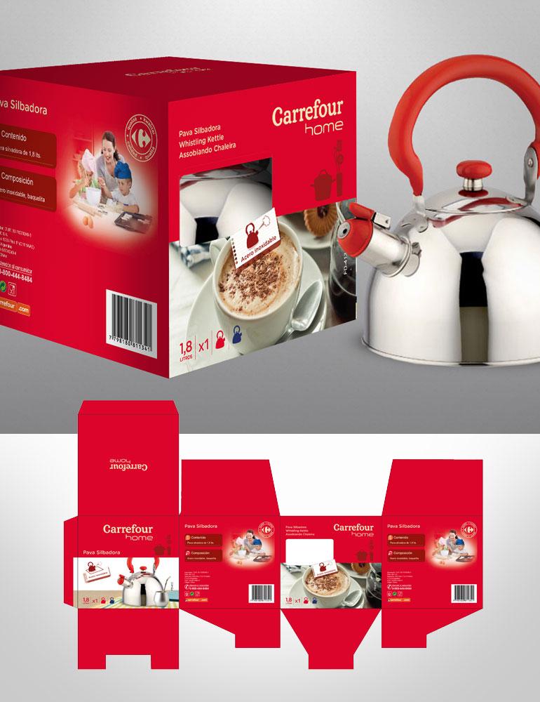 caja para pavas - Carrefour Home