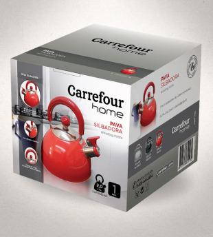 caja para pavas Carrefour