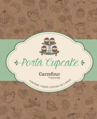 Envase repostería Carrefour