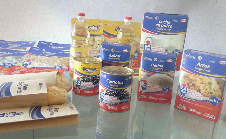 línea de comestibles diseño de envases, bolsas, etiquetas y cajas