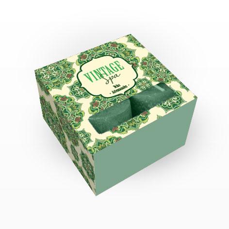 estuches y packaging para línea de aromatizantes y belleza