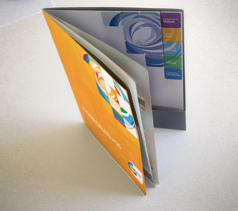 diseño de book corporativos